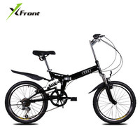 New X front Brand 20 Inch Aluminum Alloy Damping Folding Bike Mountain Bicycle Downhill Bmx Bisiklet