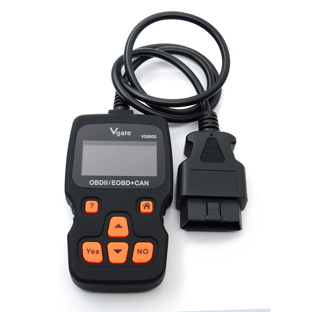 2019 Universal Vgate VS890 VS890S OBD 2 Engine Fault Code Reader Analyzer VS-890S VS 890 OBDII Car Diagnostic Scanner Tool