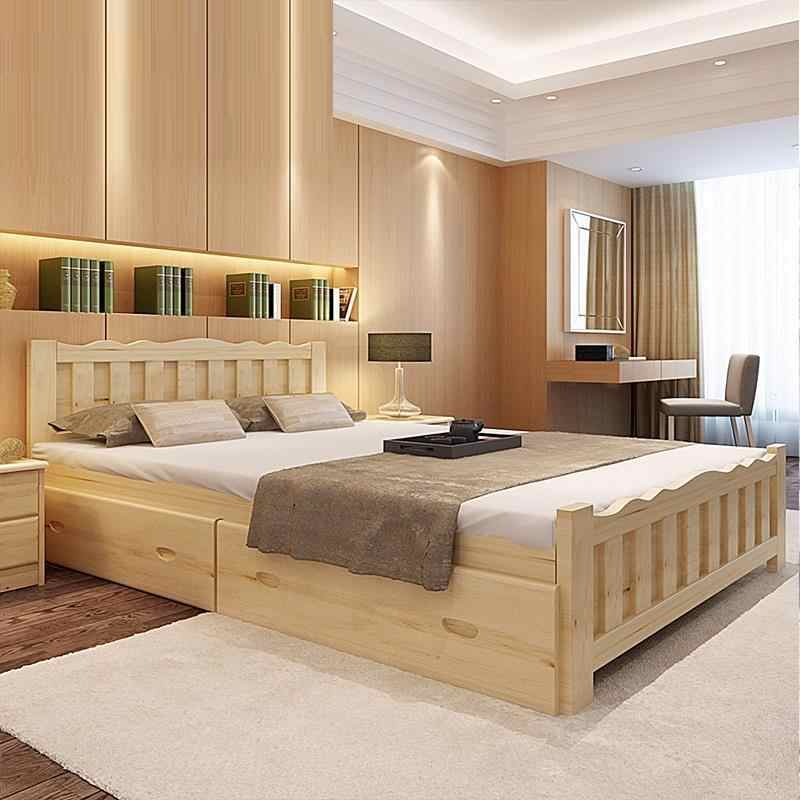 Home Infantil Letto Matrimoniale Quarto Modern Tempat Tidur Tingkat bedroom Furniture Cama Moderna Mueble De Dormitorio Bed