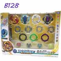 Takara Tomy Beyblade Burst B-128 Super Z 4pcs/set Cho-z Customize Set Bayblade Be Blade Top Spinner Classic Toy