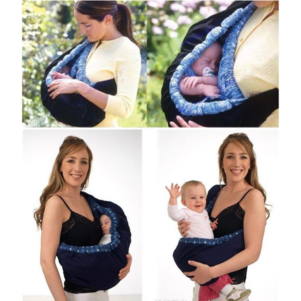 Months Wrap Swaddling Outdoor Adjustable 9kg Infant 0 Belt One Shoulder Carry Baby Bag Sling Portable 6 Sleeping