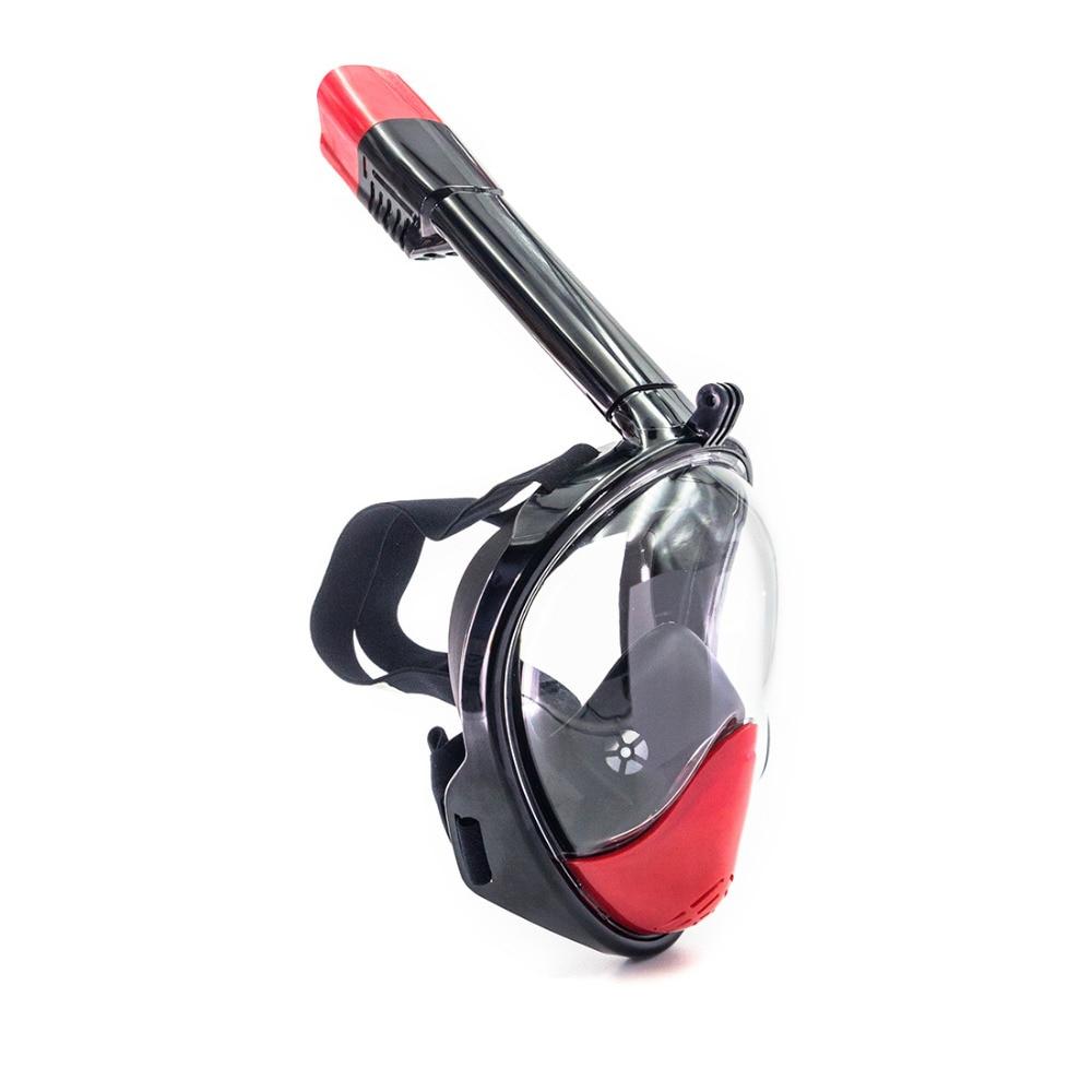 Holder Diving Mask Underwater Scuba Snorkeling Set For Gopro hero 6 5 4 3 Go pro SJCAM Xiaomi yi Sport Action Camera Accessori