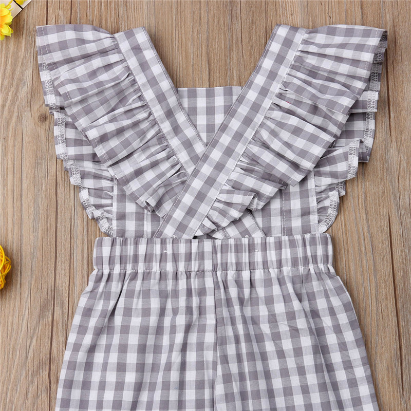 Be A Mermaid Baby Rompers One Piece Jumpsuits Summer Outfits Clothes Gray