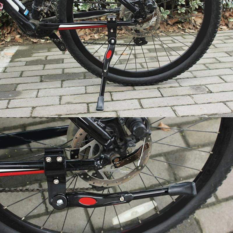 Стойка для велосипеда, стойка для парковки, стойка для велосипеда, боковая подставка для ног, MTB, горный велосипед, подставка для велосипеда ...
