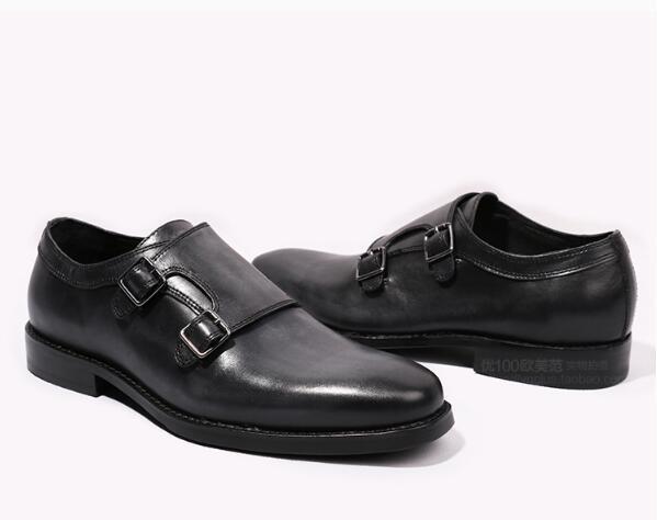 Zapato De Tacón Real Primavera Mano 2018 Hombres Hechos Italiano Estilo Plano Los Derby Hombre Para Cuero 1 Zapatos Caliente Negocios Formales A qnpqTwrf