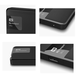 Image 2 - WD 1 TB 2 TB Externe Harde Schijf Disk Draagbare Encryptie Wachtwoord Computer HDD HD SATA USB 3.0 Mijn Paspoort ultra Opslag Apparaat
