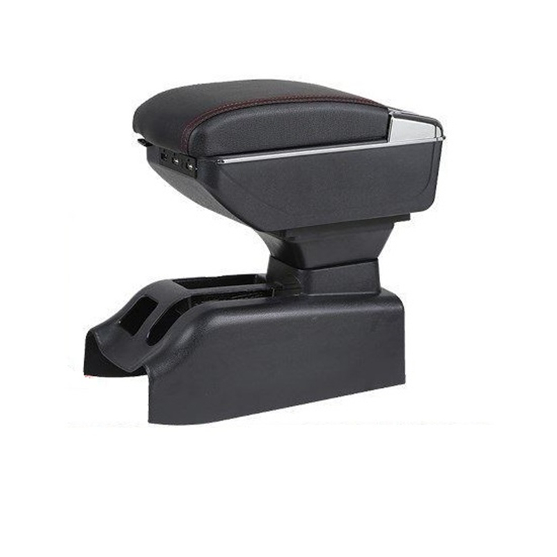 Accessories Mouldings Car Arm Rest Auto Automovil Upgraded Styling Decoration Armrest Box 03 04 05 06 07 08 FOR Volkswagen Bora