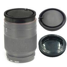 50 pz/lotto camera Lens Posteriore della protezione per Sony DSLR Un Alpha Serie A290 A380 A390 A850 A230 A300