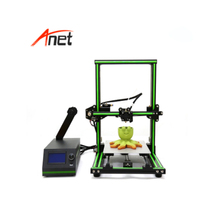 High Precision 3d Printer Large Printing Size 220*270*300mm Anet E10 Semi Assembled Aluminum Frame 3DPrint imprimante 3d drucker