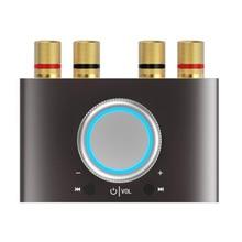 цена на Lepy Lp-168Mini Bluetooth Digital Amplifier Hifi Stereo Home Audio Power Amp 50W+50W Black Eu Plug