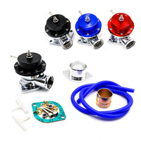 3 Colors Universal Car Adjustable 30 PSI Boost Pressure Type RS Bov Turbo Blow Off Valve Kit Aluminum Turbo Chargers & Parts
