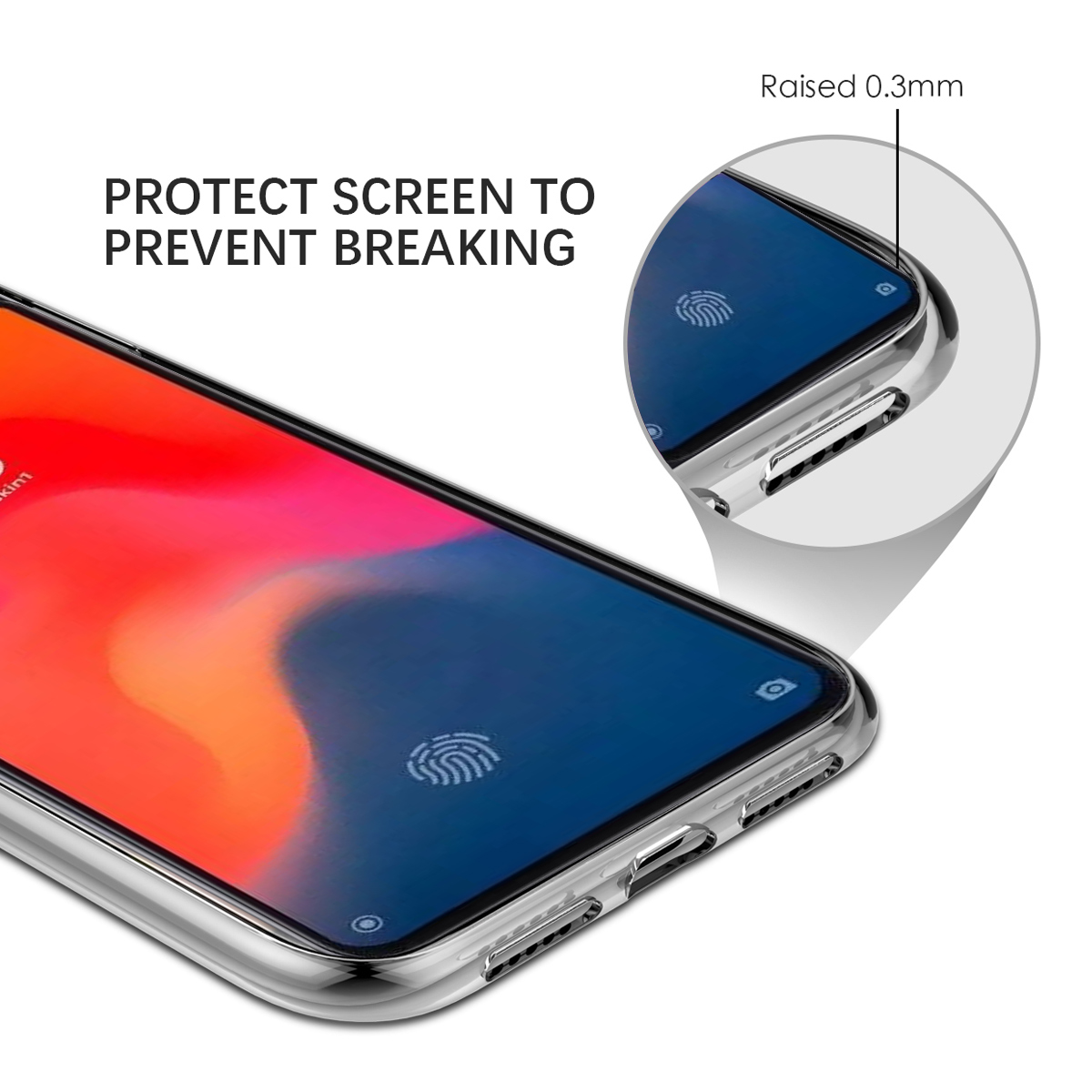 For Xiaomi Mi 9 Case Silicone Slim Ultra Thin Soft TPU Transparent Back Cover For Xiaomi MI 9 Mi9 Case Clear Shockproof Funda in Fitted Cases from Cellphones Telecommunications