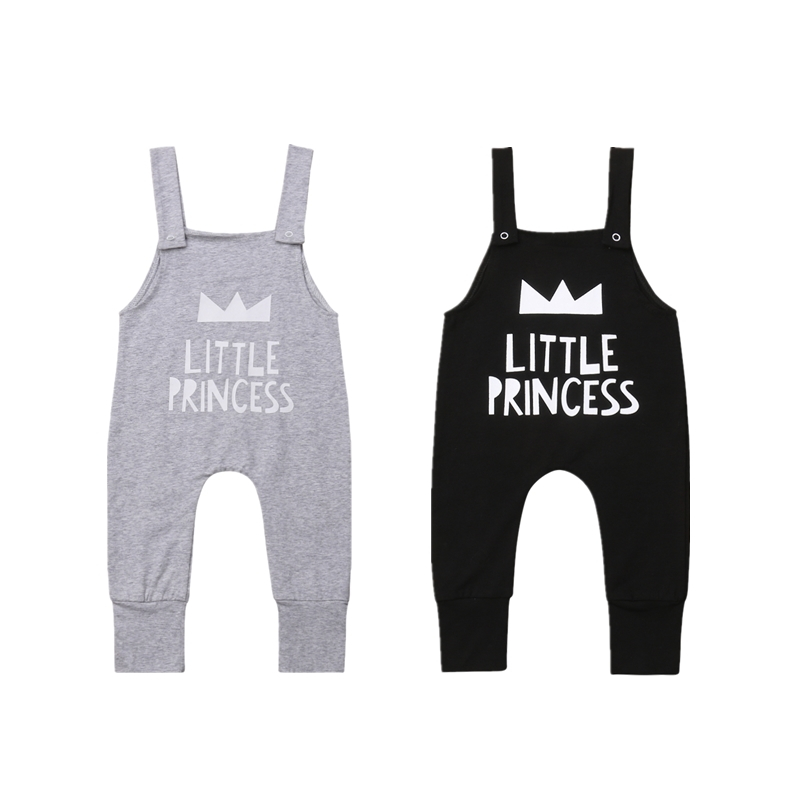 Newborn Baby Boy Girl Strap Bib Print   Romper   Long Trousers Overalls Toddler Kids Summer Cotton   Rompers   Sunsuit Jumpsuit Clothes