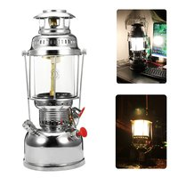 500W Golden Globe Pressure Kerosene Oil Lantern Lamp Lighting Outdoor Camping Fishing Portable Lantern Lighting