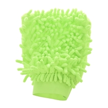 minifiber Car Kitchen Household Wash Washing Cleaning Glove