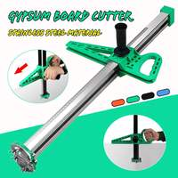 20 600mm Manual Gypsum Board Cutter Hand Push Drywall Artifact Tool Woodworking Cutting Board Tools Orange/Green/Black