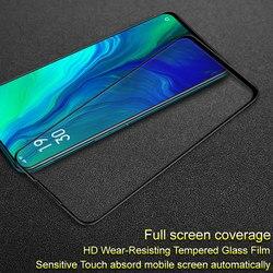 Dla OPPO RENO szkła hartowanego szkła film Imak pro + wersja pełne pokrycie screen protector wrażliwy dotyk fullscreen pokrywa szklana