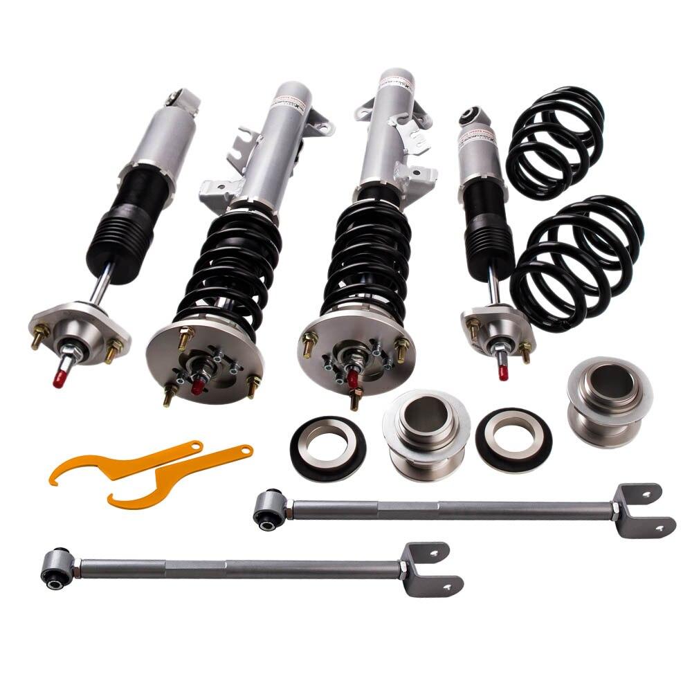 medium resolution of damper coilover struts for bmw 318i 323i 325i 328i base 325i base sedan 4 d convertible 2 door 1996 1998 1 9l suspensions spring