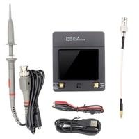 Dso112A Tft Mini Digital Oscilloscope Press Screen Portable Usb Oscilloscope Interface 2Mhz 5Msps