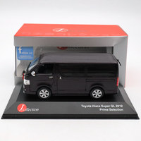 J Collection 1:43 T~yota Hiace Super GL 2012 Prime Selection JC263 Limited Edition Collection Toys Car Diecast Models