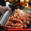 1 шт. распылитель масла из нержавеющей стали распылитель масла бутылка для барбекю распылитель уксуса для воды инжектор топлива горшок для ...
