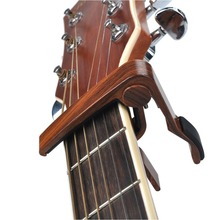 цена на Quick Change Clamp Guitar Capo For Tone Adjusting For Electric Acoustic Guitar Ukulele Musical Instrument Guitar Accessories