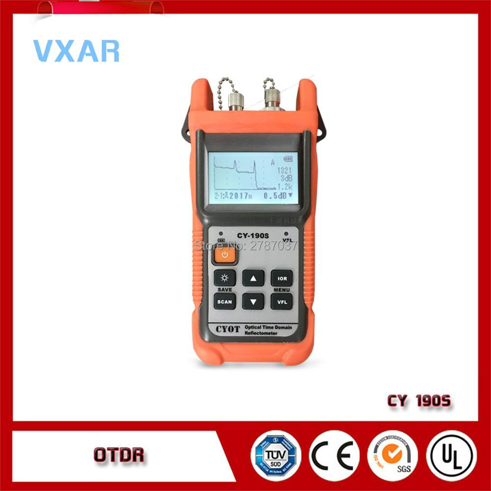 Fiber fault locator Optical Fiber Ranger CY190S with 1310/1550nmFiber fault locator Optical Fiber Ranger CY190S with 1310/1550nm