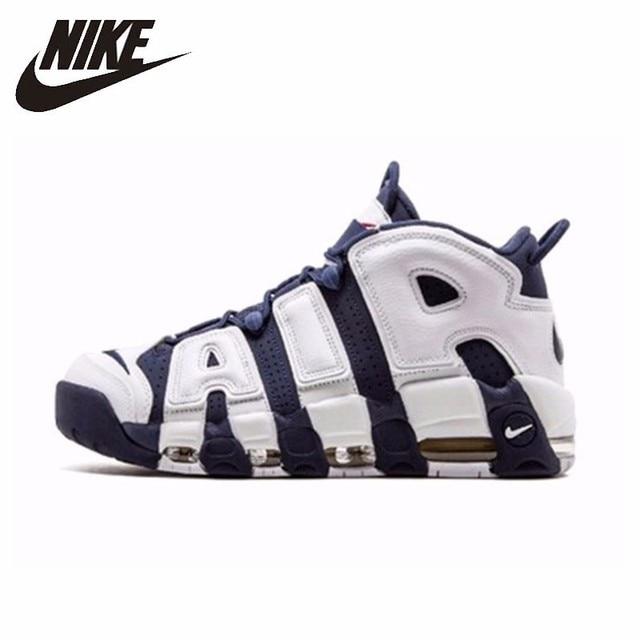 Compre Hombre Nike Air More Uptempo 414962 104 Dark Purple