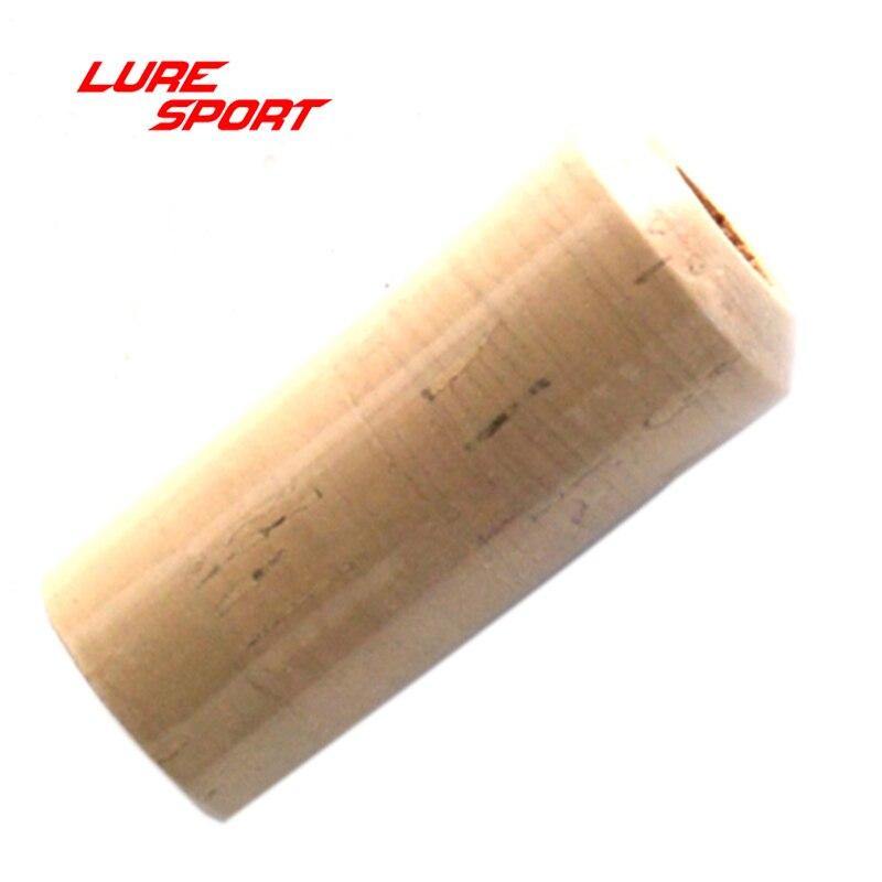 LureSport 3pcs Rod Cork Cap 35/60mm FUJI KDPS ASH Cork Grip Rod Building Component Handle Repair  Pole DIY Accessory