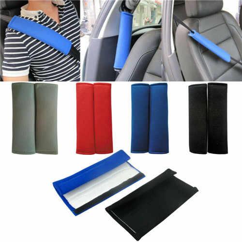 2 Pcs Auto Sitz Gürtel Pads Harness Sicherheit Schulter Gurt Rucksack Kissen Abdeckungen Kinder