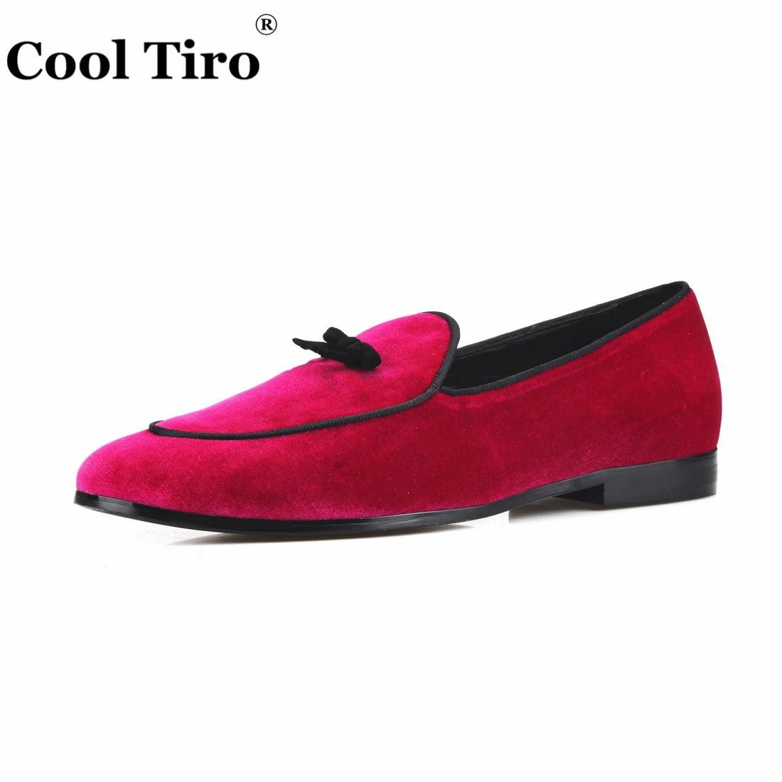 Sapatos Dos Chinelos Festa rosy Veludo Tiro Mocassins Bege Homens Red De Casamento Rosa Preguiçosos Fumadores Arco Casuais Vestido Belga Com Flats Legal EPfqXx
