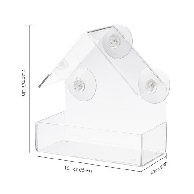Best window bird feeder 3