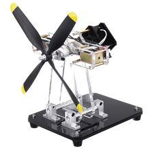 STARK-79 Hall Sensor Engine Model Digital Magnetic Levitation Reciprocating Two Coil Motor