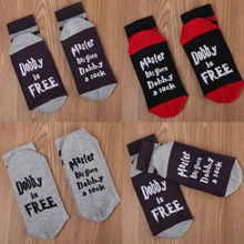 2019 Men Cotton Sport Short Print Letter Ankle Socks Casual Fashion Hosiery