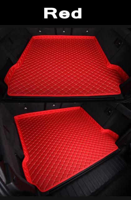 ZHAOYANHUA-tapis de coffre de voiture   Tapis pour Mercedes Benz classe A W168 W169 W176 W177 w45 AMG A160 A180 A200 A220 A250 A260