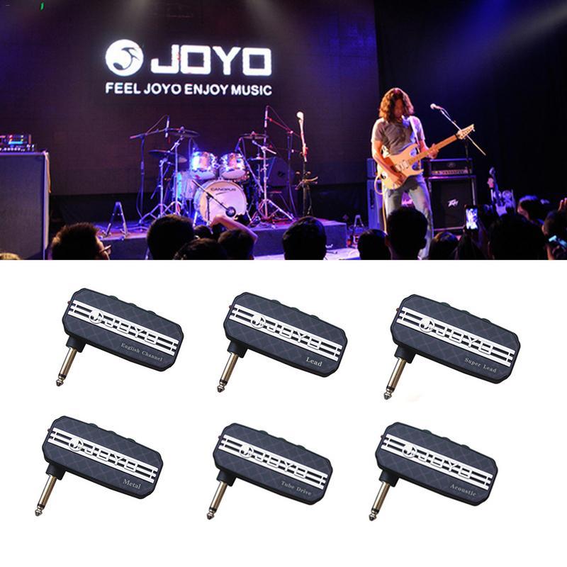 Electric Guitar Mini Amplifier Speaker Multiple Effects Super Lead/ Tube Drive/Heavy Metal/English Channel/Acoustic JA-03