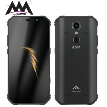 АГМ А9 IP68 водонепроницаемый противоударный мобильный телефон 8.1 5.99 4 ГБ+32 ГБ процессор Qualcomm SDM450 восьмиядерный 5400мач NFC и 4G смартфон