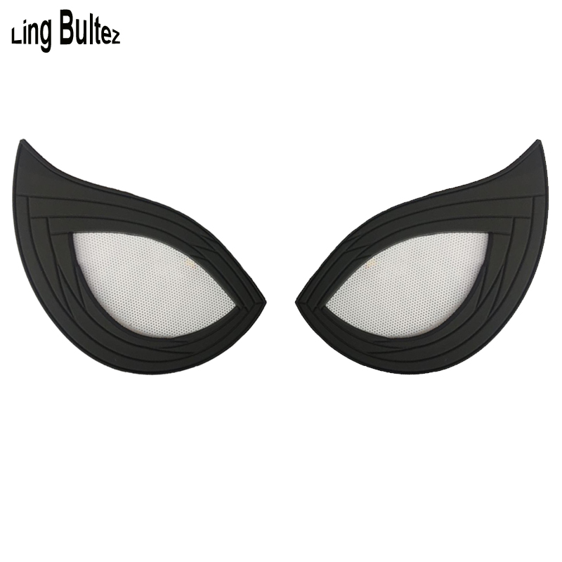 Ling Bultez High Quality New Homecoming Spiderman Eyes FFH Spider Man Lens Unbreakable Spiderman Lens