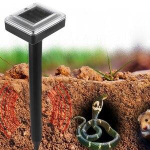 2PCS Solar Powered Deworming l