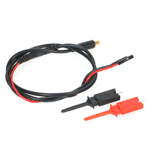 Digital Oscilloscope Probe MCX Replaceable Test Hook Probes Cable for DSO201 DSO203 DS201 DS203 VC101 VC102 DSO112A