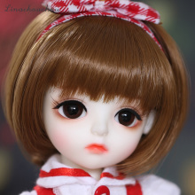 цена на soom lina chouchou daisy bjd resin figures luts ai yosd volks kit doll not for sales bb fairyland toy baby gift iplehouse fl