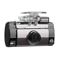 Anytek G200 4K UHD Dash Cam WiFi Car DVR Camera 2.7'' Touch Screen WDR Auto Camera G sensor Night Vision DashCam Video Recorder