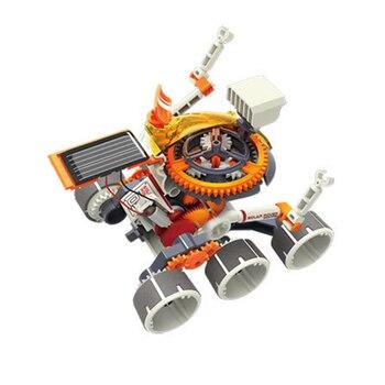 Children DIY Solar Power Educational Toys 2