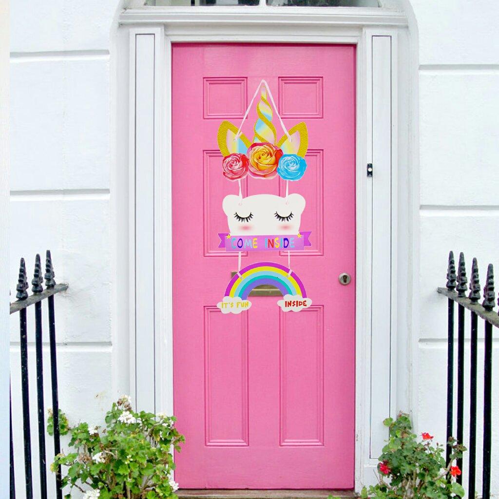 Aliexpress.com : Buy Cute Animals Wall Hanging Door ...