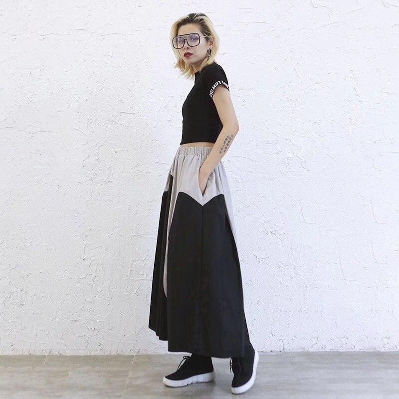 Female Skirt CHICEVER Elastic
