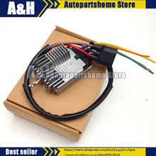 цена на Remanufactured 8E0959501AG RADIATOR FAN CONTROL UNIT MODULE Compatible For AUDI A4 A4 CABRIO 8E0959501G 8E0959501K 8E0959501AB