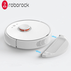 Original Roborock S50 Robot Vacuum Cleaner 2 For Home Automatic Sweeping Dust Sterilize Smart Planned Washing Mopping