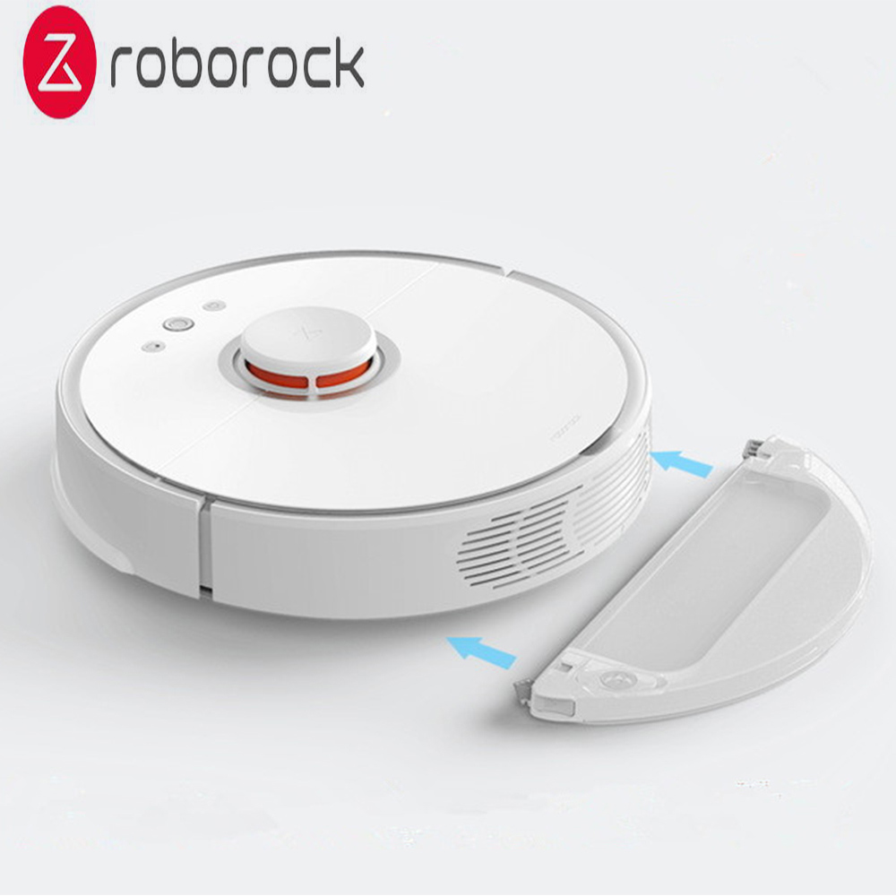 Robot aspirateur Original Roborock S50 2 pour la maison balayage automatique de la poussière stériliser lavage intelligent prévu