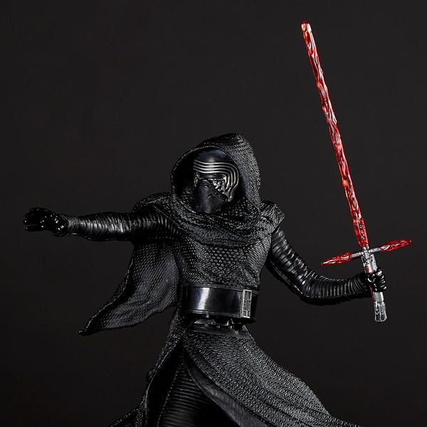 Star Wars E7 Figure Kylo Ren Hasbro (Spainish)