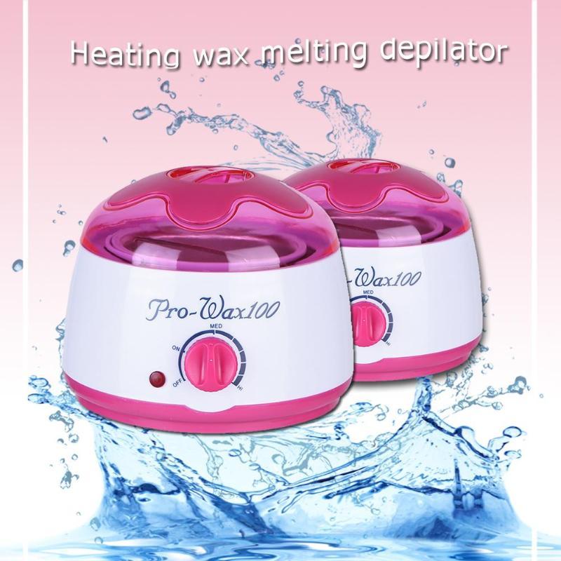 500cc Large Capacity Paraffin Hand Wax Machine Hot Paraffin Wax Warmer Heater Body Depilatory Electric Salon Spa Hair Tool Hot